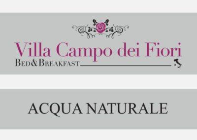 Etichette – Villa Campo dei Fiori B&B