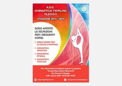 Flyer A5 2015 – A.S.D. Ginnastica Twirling Oleggio