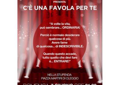 Manifesto Saggio 2015 – A.S.D Ginnastica Twirling Oleggio