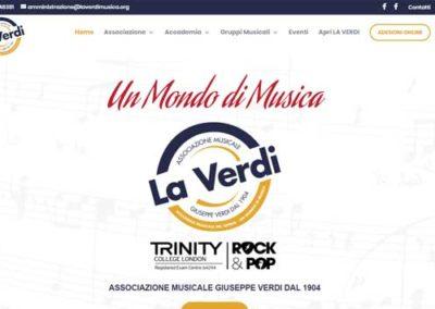 Associazione Musicale Giuseppe Verdi dal 1904