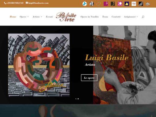 Sito – Basile Arte