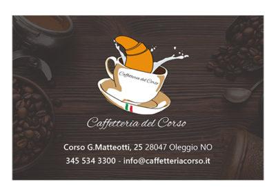 Biglietti da Visita – Caffetteria del Corso